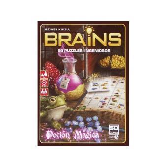 Brains. Poción mágica. Tablero