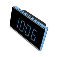 Sunstech FRD28 Radio Despertador Azul