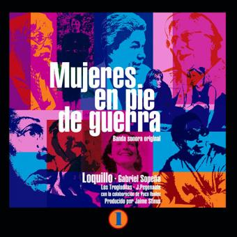 Mujeres en pie de guerra - Vinilo + CD