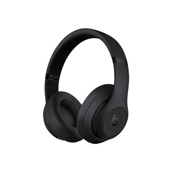 Auriculares Noise Cancelling Beats Studio3 Negro mate