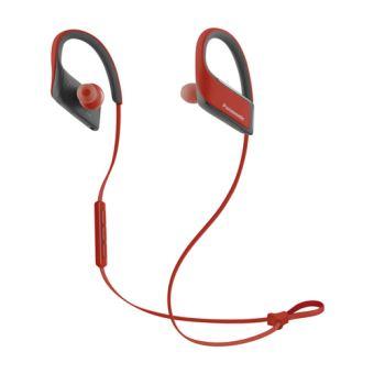 Auriculares Bluetooth Panasonic RP-BTS30E-R Rojo