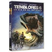 Temblores 6: Un día en el infierno - DVD