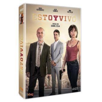 Estoy vivo  Temporada 1 - DVD