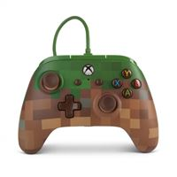 Mando Power A Minecraft Block para Xbox One/PC