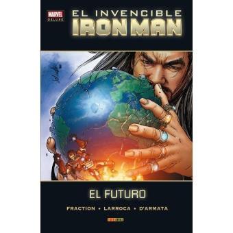 Marvel Deluxe. El Invencible Iron Man 8