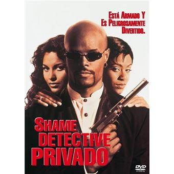 Shame, detective privado - DVD