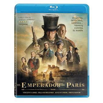 El emperador de París - Blu-Ray