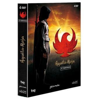 Águila RojaÁguila Roja  Temporada 4 - DVD
