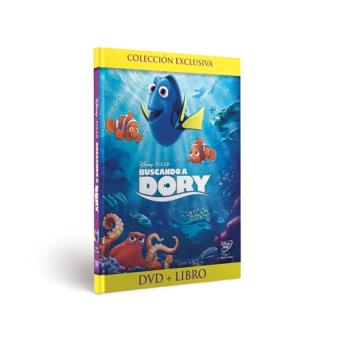 Buscando a Dory (Digibook) - Exclusiva Fnac - DVD