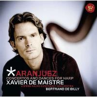 Aranjuez: Conciertos y danzas para harpa