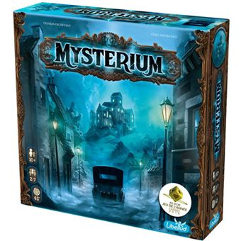 Juego Mysterium