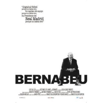 Bernabéu - DVD