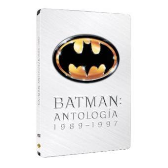 Pack Batman antología 1989 - 1997 - DVD