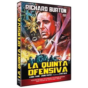La quinta ofensiva  - DVD