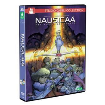 Nausicaä del Valle del Viento - DVD