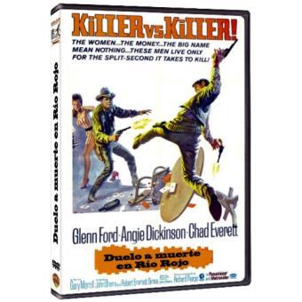 Duelo a muerte en Río Rojo - DVD