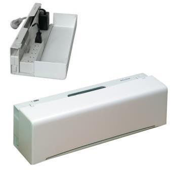 Regleta belkin de 6 tomas con caja para ocultar cables - Regleta para cables ...