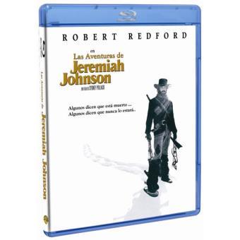 Las aventuras de Jeremiah Johnson - Blu-Ray