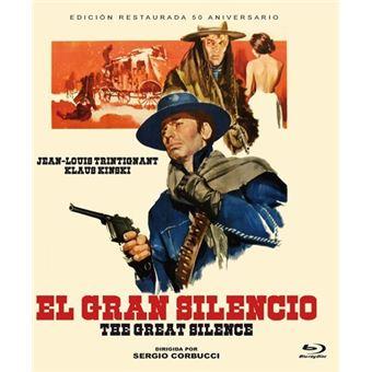 El gran silencio - Blu-Ray