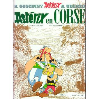 Astérix Nº 20 en Corse