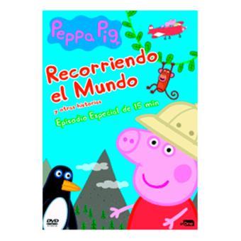 Peppa Pig: Recorriendo el mundo - DVD