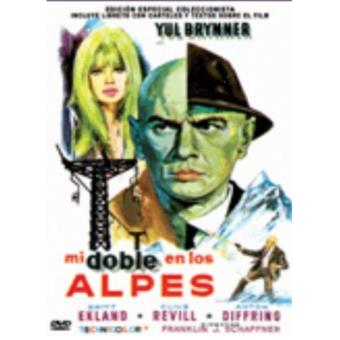 Mi doble en los alpes - DVD