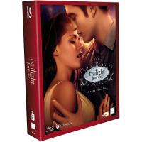 Pack Crepúsculo - Saga Completa - Blu-Ray