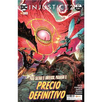 Injustice: Gods among us núm. 75/17