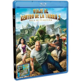 Viaje al centro de la Tierra 2: La isla misteriosa - Blu-Ray