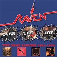 Over The Top! The Neat Albums 1981-1984 - 4 CD