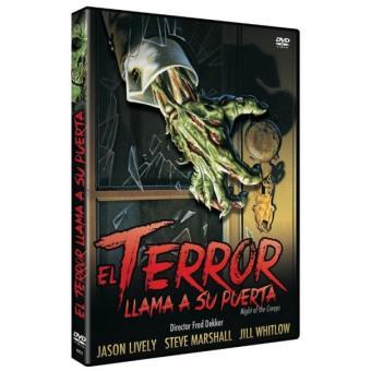 El terror llama a su puerta - DVD
