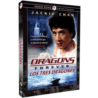 Dragons Forever (Los tres dragones) - DVD
