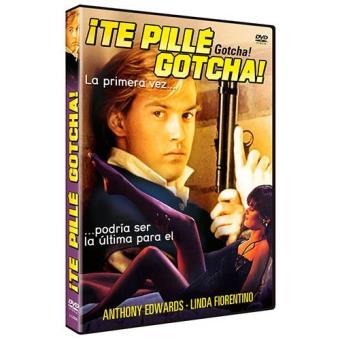 ¡Te pillé Gotcha! - DVD