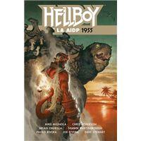 Hellboy 23. Hellboy y la AIDP 1955