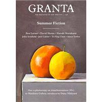 Granta The Magazine Of New Writing 148 - Summer Fiction