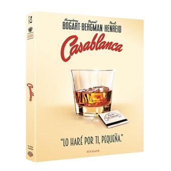 Casablanca  Ed. Iconic 60 aniversario - Blu-Ray