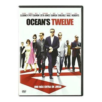 Ocean's Twelve - DVD