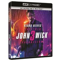 John Wick 3 Parabellum - UHD + Blu-Ray