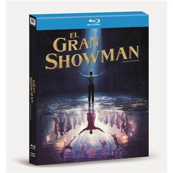 El Gran Showman - Blu-Ray  Digibook