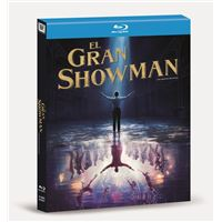 El Gran Showman - Blu-Ray - Digibook