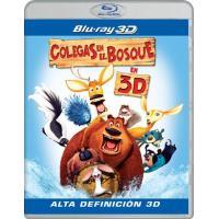Colegas en el bosque - Blu-Ray + 3D
