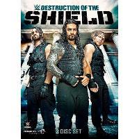 Destruction of the Shield (Formato DVD)