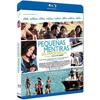 Pequeñas mentiras sin importancia - Blu-Ray