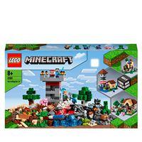 LEGO Minecraft 21161 Caja Modular 3.0