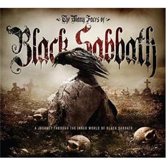 The Many Faces of Black Sabbath (Ed. Box Set)
