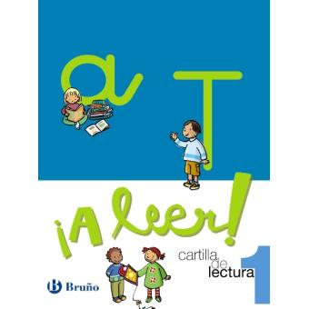 ¡A leer! Cartilla 1