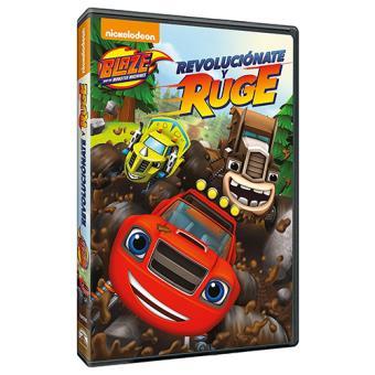 Blaze y los Monster Machines 3. Revoluciónate y Ruge - DVD