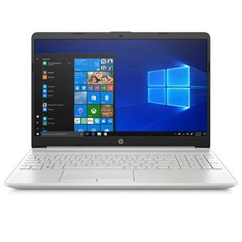 Portátil HP 15-dw0012ns 15,6'' Plata