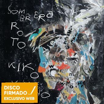 Sombrero roto -  CD + Libro - Disco Firmado
