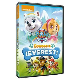 Patrulla Canina 6: ¡Conoce a Everest! - DVD